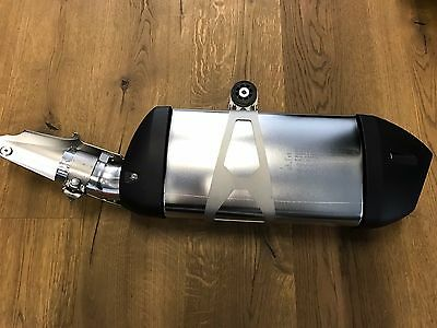 BMW Original Auspuff muffler exhaust R 1200 GS LC R1200 GS LC Adventure Neu