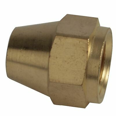 Brass: Long Nut - Flare