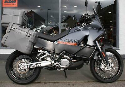 2007 KTM 990 Adventure with EXTRAS at Teasdale Motorcycles, Yorkshire
