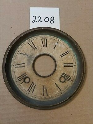 Ansonia Gingerbread / Parlor Clock  Dial