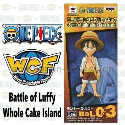 ONE PIECE WCF World Collectable Figure Battle of Luffy BOL03 LUFFY