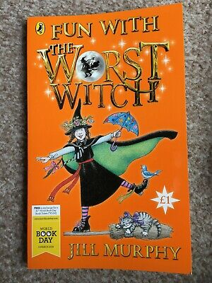 Fun with the Worst Witch by Jill Murphy (Paperback, 2014) Activity Book