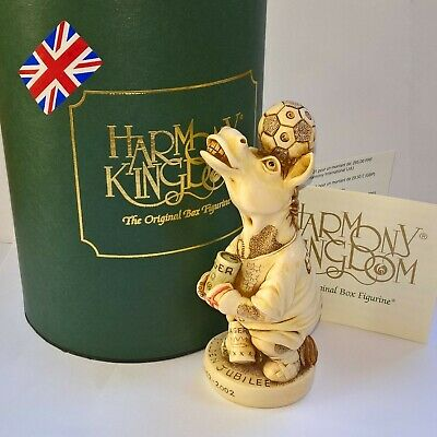 Hope and Glory - Harmony Kingdom Rare Event Piece #10 - UK 7th BDay - Signed x 2