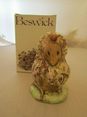 Beswick BOXED THOMASINA TITTLEMOUSE  ( Bp 3b ) Only issued 1981-85 Perfect