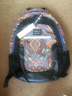 Brand New O'Neill 30 Litre Backpack RRP £49.99