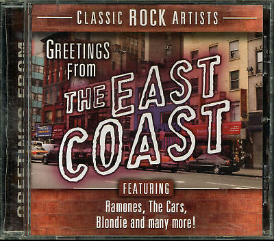 Greetings from the East Coast by Various Artists (CD, 2005, American Beat)