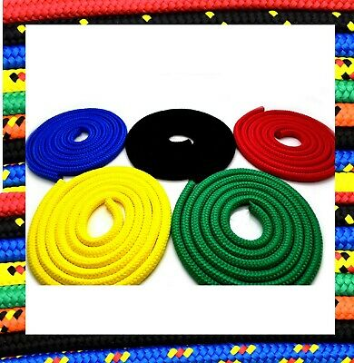 Strong Braided Polypropylene Plaited Poly Rope Choice of Colours 2-12mm