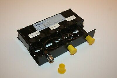 Fiplex DHL3533B-1 340-300 MHz Mobile Band Reject Duplexer Tuned 335/355 MHz