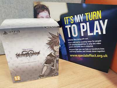 Kingdom Hearts HD 2.5 ReMix Collector's Edition (PS3) Factory Sealed
