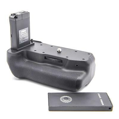 Battery grip + adapter LP-E17 + remote control for Canon EOS 77D