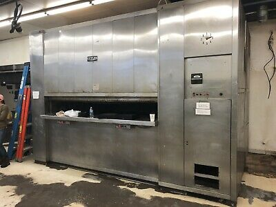 Beautiful Cutler 48 Pan Revolving Tray Oven Direct Fired!