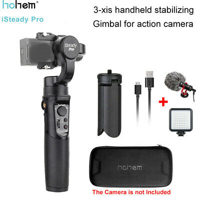 Hohem iSteady Pro Handheld Stabilizer for GoPro Hero For Phone for Sony RX0 YI