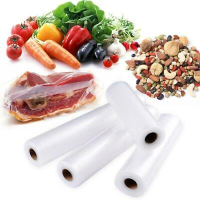 20*500cm-28*500cm Rolls Vacuum Sealer Bags Reusable Storage Bag Food Saver
