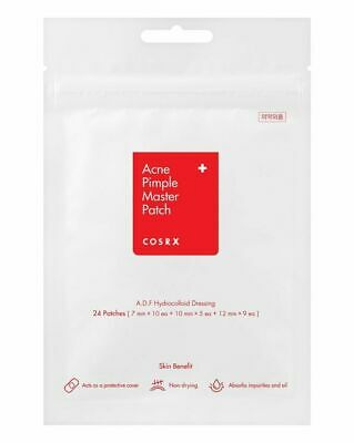 COSRX ❤️ Acne Pimple Master Patch, 1 sheet (24 patches) - ❤️ 100% GENUINE ❤️