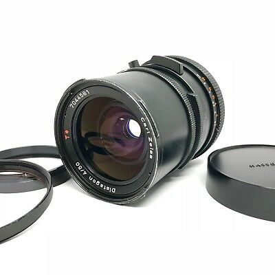 【Exc++++】Hasselblad Carl Zeiss Distagon T* 50mm F/4 CF Lens From JAPAN 1004