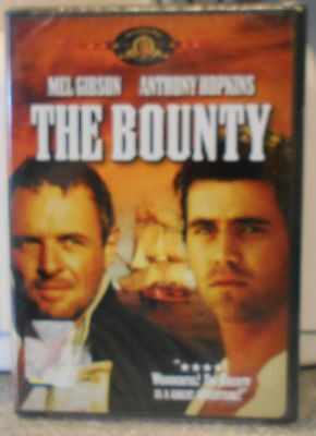 The Bounty (DVD, 2000) RARE 1984 ADVENTURE BRAND NEW OFFICIAL MGM