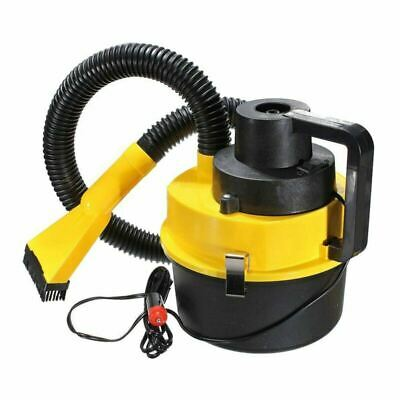12V 120 Mini Portable Car Vacuum Cleaner Wet and Dry Electric Handled Cleaner