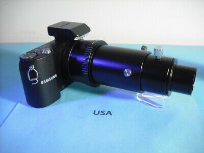 Samsung NX camera adapter 2 Telescope 4 VARIABLE Projection Photo & prime Focus