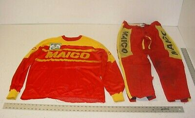 MAICO Motorcycle Vintage Jersey Pant Motocross Griffin