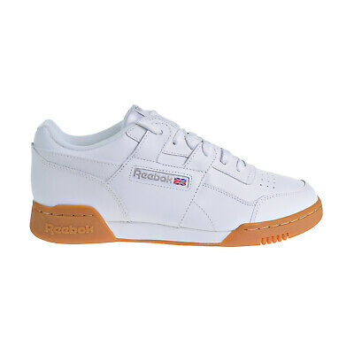 8099d6c865c REEBOK WORKOUT PLUS Men s Shoes White Gum CN2126 -  54.95