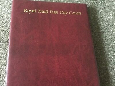Royal Mail First Day Cover Album Excellent Condition