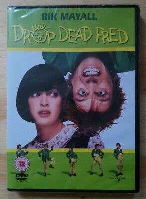 Drop Dead Fred - new and sealed DVD