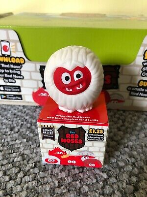 The Abominable Snoseman Red Nose Day 2019 Comic Relief Boxed