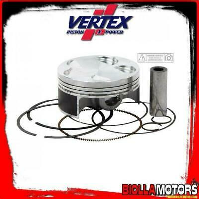23948A KIT 4 VERTEX PISTONS 66,955mm 4T REPLICA KAWASAKI ZX-6R 2011- 600cc (set
