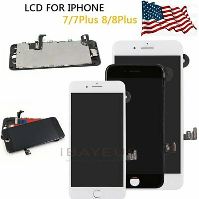 Original For iphone 7 8 Plus 5.5''Touch Screen LCD Display Replacement Digitizer