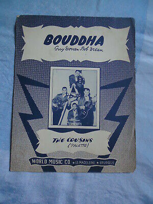 +The Cousins Partition Musicale Bouddha  Belge