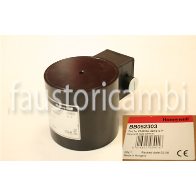 Honeywell Coil For Gas Valve Ve4050A Bb052303 220-240V 17273 Solenoid