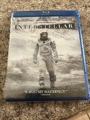 Interstellar [Blu-ray], New