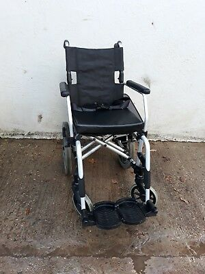 Wheelchair  Narrow Greencare Db1 Attendant Rrp £649.99