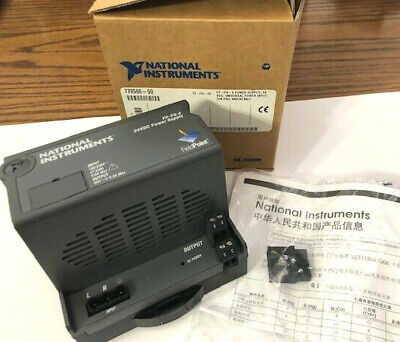 National Instruments FieldPoint FP-PS-4 24VDC PS, Universal Input DIN Rail Mount