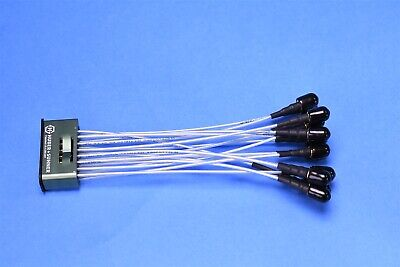 HUBER+SUHNER RF Cable Multiflex 53 MXP to SMA MF53/2x8A_21MXP/21SMA/152