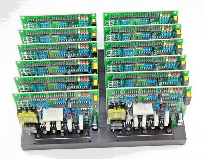 Set of 12 - Nikon, PC Boards - DCMD-L2, p/n 4S003-028