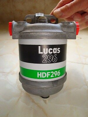 Land Rover - Lucas - Fuel Filter Assembly - 563190