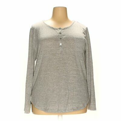 60ddb47d1be7 CUDDL DUDS WOMEN'S Undershirt, size S, grey, polyester, spandex ...