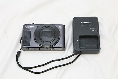 Canon Powershot SX620HS 20.2MP 25x Optical Zoom WiFi HS Digital Camera w/ Case