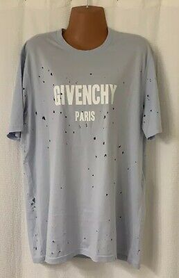 d24873ce GIVENCHY LOGO PRINT $650 Authentic Polo Shirt Size S Columbian Fit ...