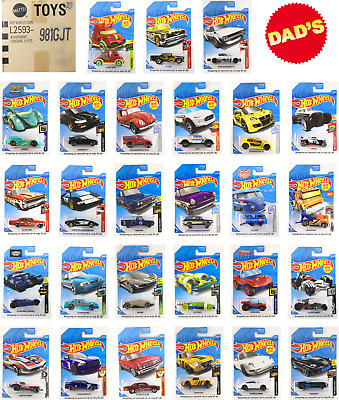 New 2019 Hot Wheels G Case Cars, You Pick Your Custom Bundle,$1 shipping 2nd