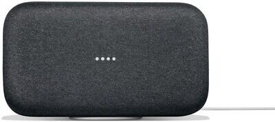 Google Home Max - Charcoal - Brand New