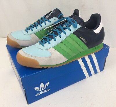 c0605914cf331 VTG RARE ADIDAS Handball 5 Plug 116996 AllOdd Mens 13 Mint In Box ...