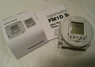 Intermatic Fm1d20-120u Electronic Timer 24 Hour 120v NOS (BD)