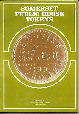 Somerset Public House Tokens 1985 144 Gloss Pages