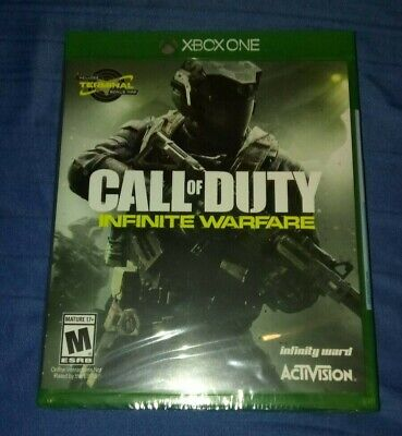 Call of Duty: Infinite Warfare for Xbox One (BRAND NEW) (FACTORY SEALED)