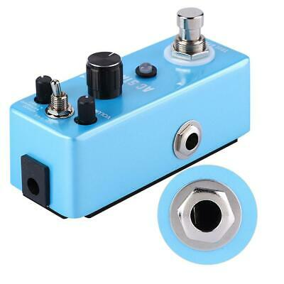 AC Stage Acoustic Guitar Simulator Single Electric Guitar Effect Pedal Universal