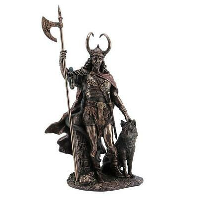 Norse God - Loki - Myth & Legend Sculpture