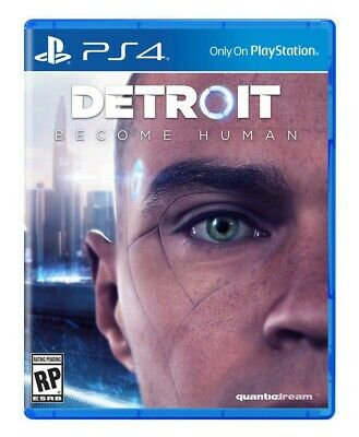 Detroit: Become Human - Playstation 4 (PS4)
