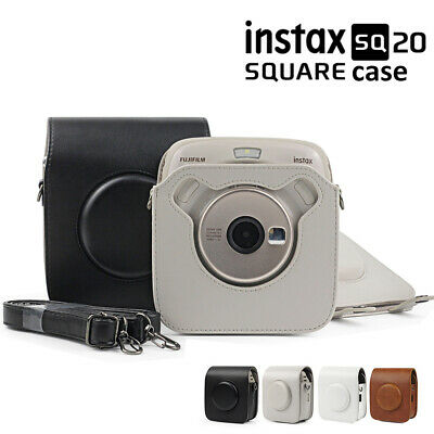 For Fujifilm SQUARE Instax SQ20 SQ10 Film Camera Shoulder Bag Cover Case Shell